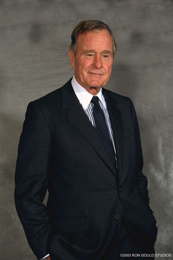Pres. George Bush