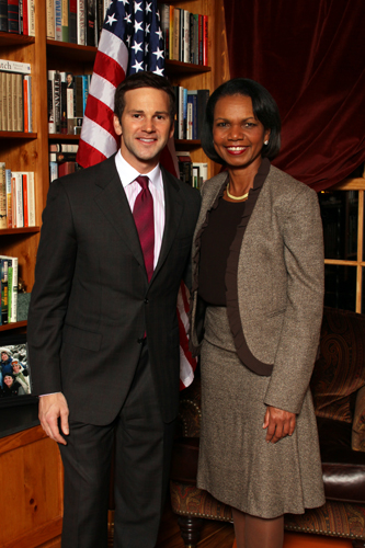 Cong. Schock & Dr. Rice